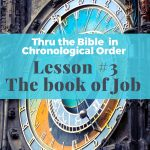 Book of Job, podcast #3
