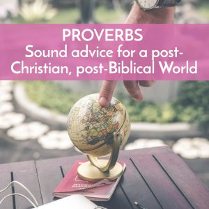 Proverbs, 2nd Lesson