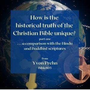 How Christian Scriptures are unique